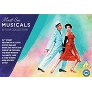 Musicals Collection [DVD] [1953]